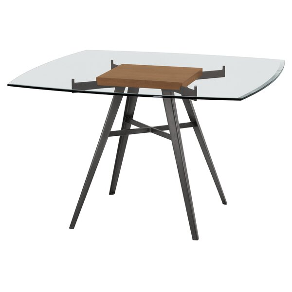Justina Dining Table by 17 Stories