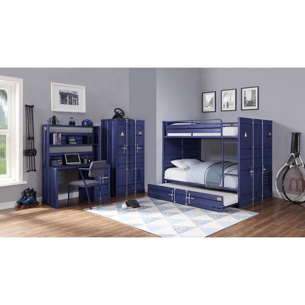 Otero Double Door Armoire by Zoomie Kids