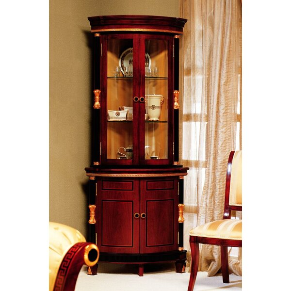 Pyburn Curio Display by Astoria Grand