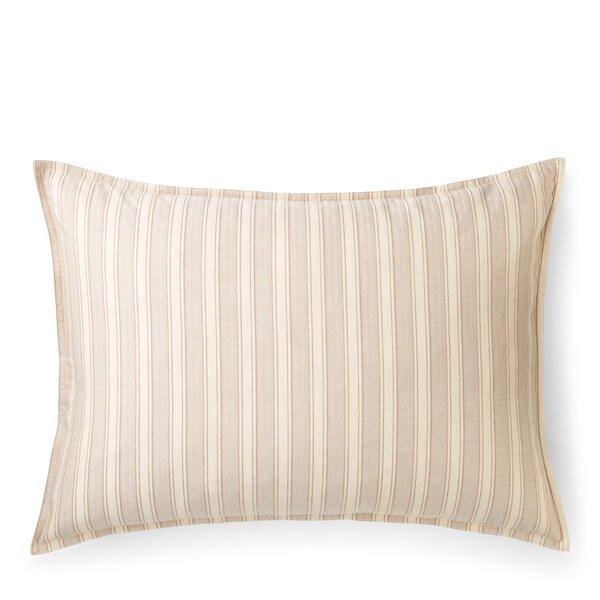 Graydon Cotton Lumbar Pillow by Lauren Ralph Lauren