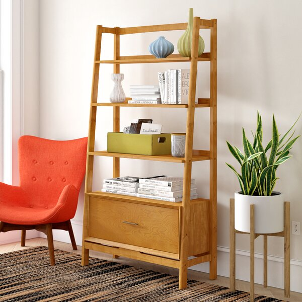 Easmor Etagere Bookcase by Langley Street