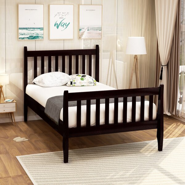 Eastham Twin Standard Bed by Red Barrel Studio