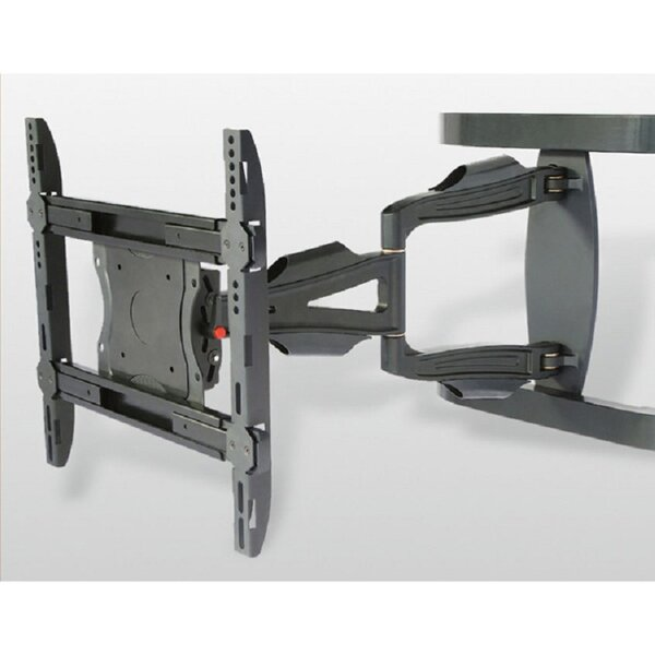 Lemond Full Motion Universal Wall Mount for 42-70 Flat Panel Screens by Symple Stuff