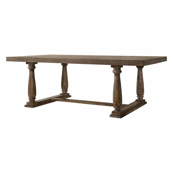 Kaila Trestle Base Dining Table by Ophelia & Co.