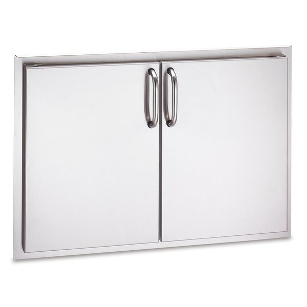 Double Access Door with Double Wall by American Outdoor Grill