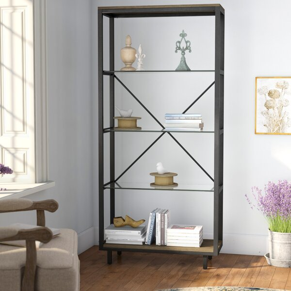 Califon Etagere Bookcase by Wade Logan