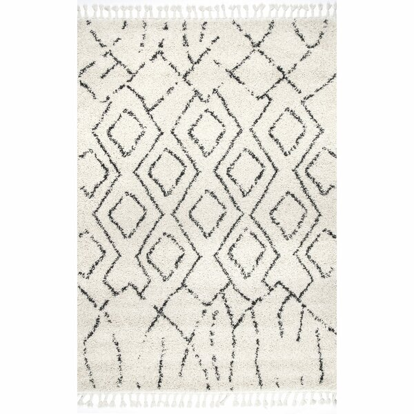 Off White Area Rug by nuLOOM