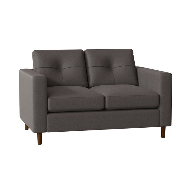 New High-quality Solo Loveseat by EQ3 by EQ3