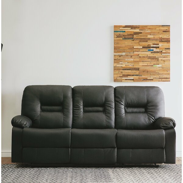 Best #1 Mount Barker 3 Seater Reclining Sofa By Red Barrel Studio Amazing