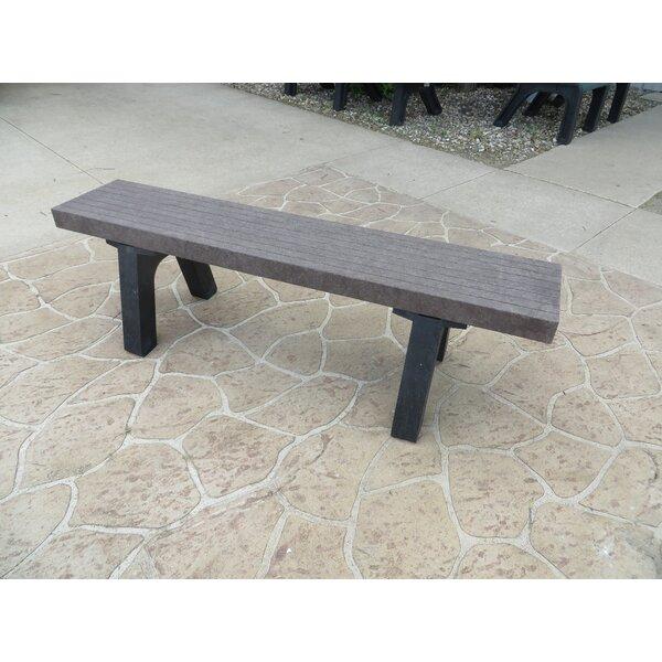 Eatonton Plastic Picnic Bench by Freeport Park