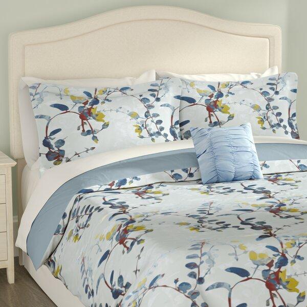 Shenandoah Reversible Comforter Set by Andover Mills