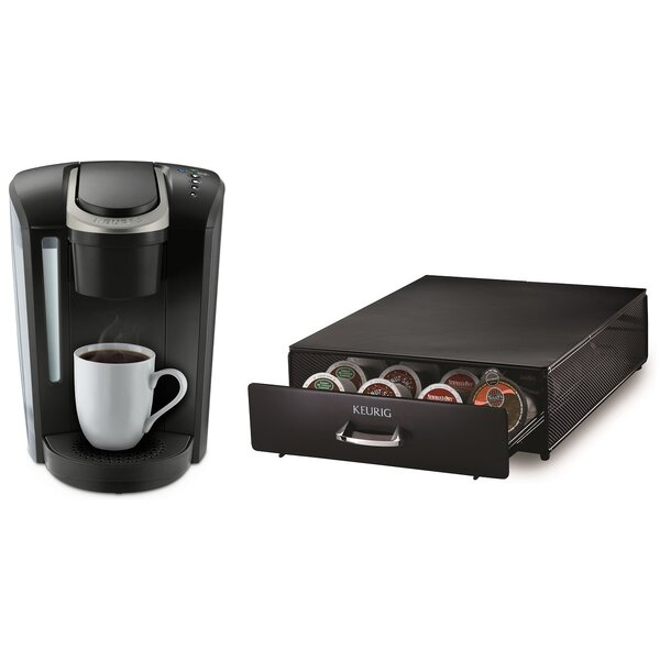 K80 K-Select™ Brewer Coffee Maker with Storage Drawer by Keurig