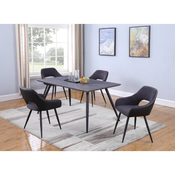 Bevier 5 Piece Dining Set By George Oliver