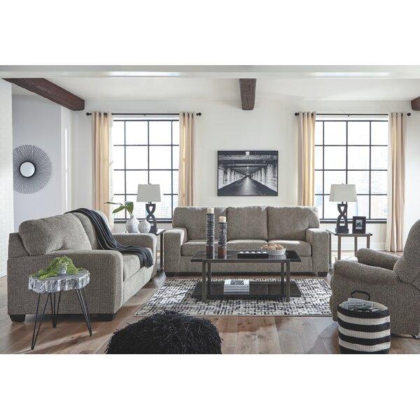 Rina Sleeper Configurable Living Room Set by Latitude Run