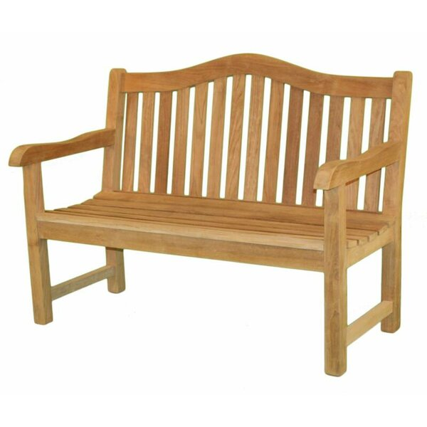 Geneva Teak Garden Bench by Jewels of Java