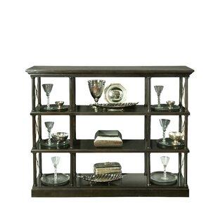Sutton House Etagere Bookcase by Bernhardt