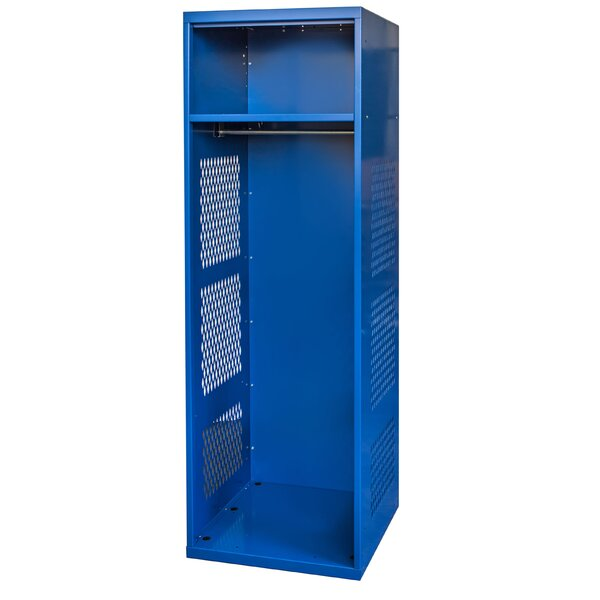 Rookie 1 Tier 1 Wide Gym Locker by Hallowell