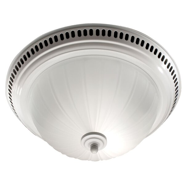 70 CFM Exhaust Bathroom Fan with Light by Broan