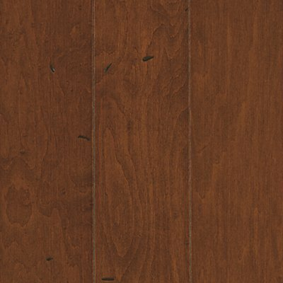 Glenwood 5 Engineered Hardwood Flooring in Amber Distressed by Mohawk Flooring