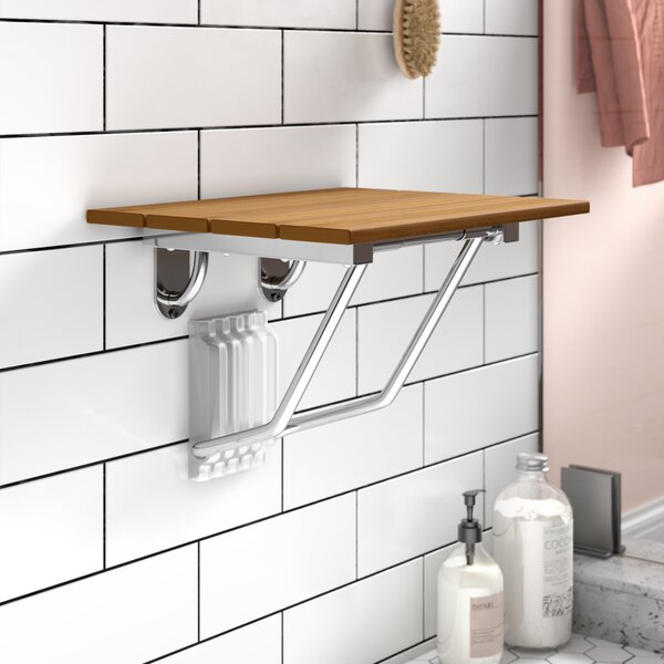 Shower Chair by Rebrilliant