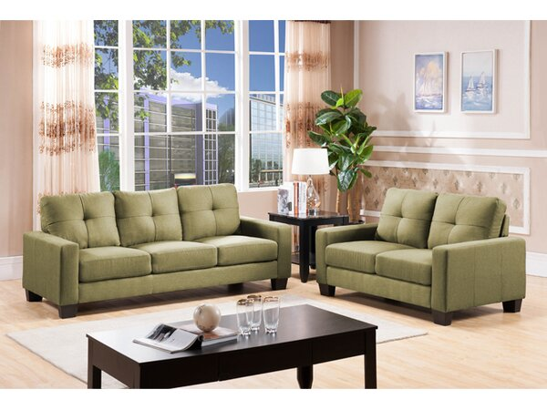 Configurable Living Room Set by Wildon Home ®