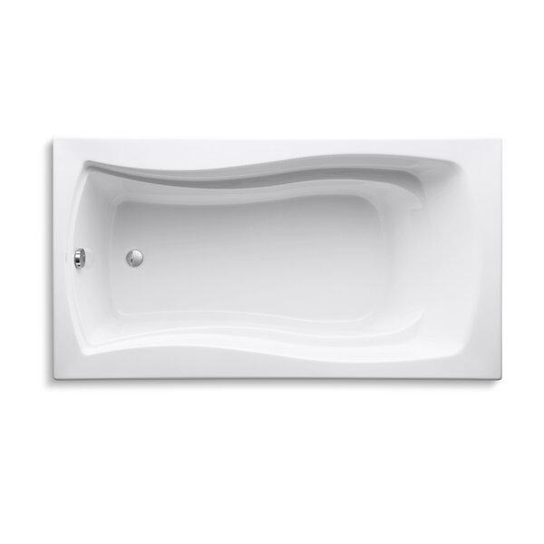 Mariposa 66 x 36 Soaking Bathtub by Kohler
