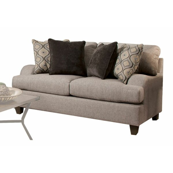 Our Offers Asuka Loveseat by Red Barrel Studio by Red Barrel Studio