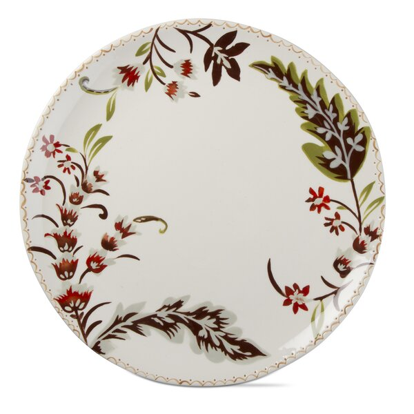 Autumn Bloom Gift Platter by TAG