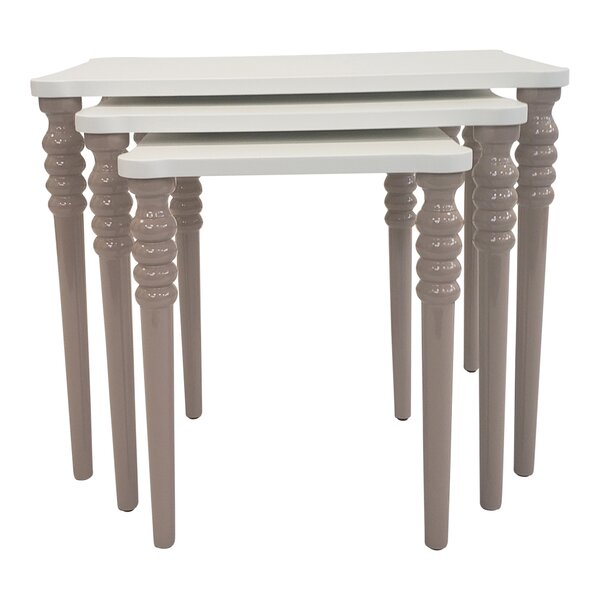 Lindon Nesting Tables By Rosecliff Heights
