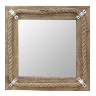 Breakwater Bay Widcombe Wood Accent Wall Mirror
