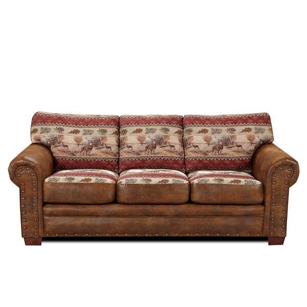 Deer Valley Sleeper Sofa by Millwood Pines
