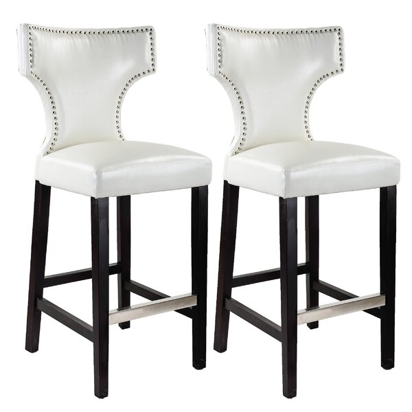 Kings Bar Stool (Set of 2) by CorLiving