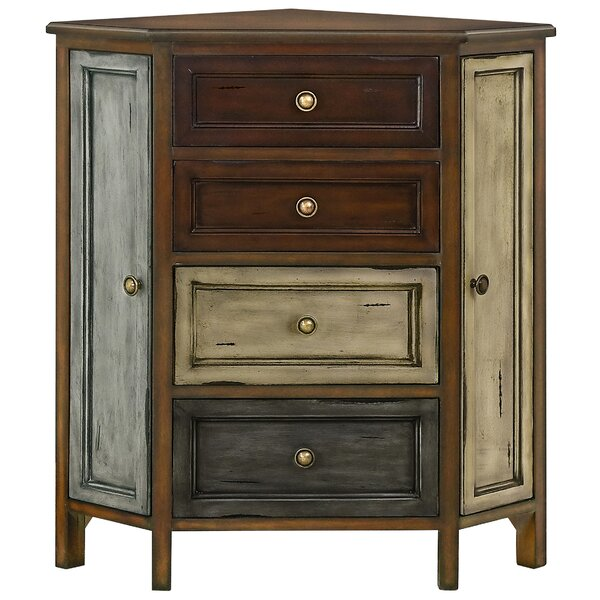 Amdt 4 Drawers Accent Cabinet by Bloomsbury Market