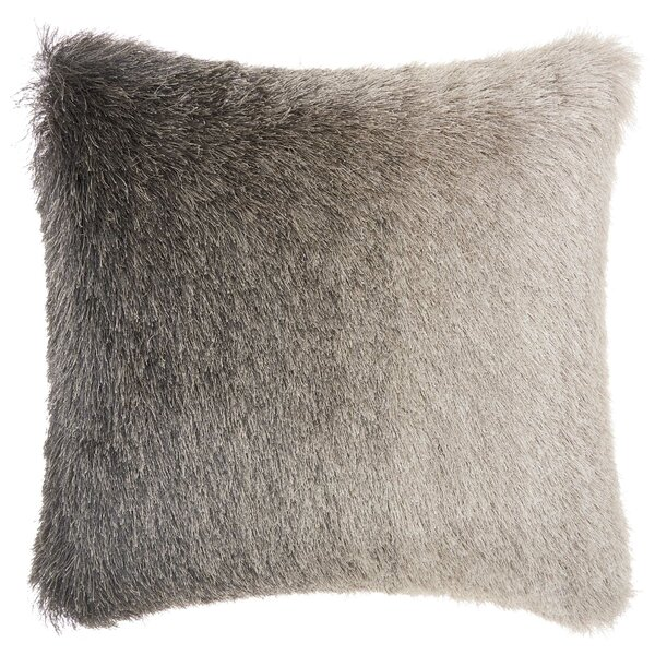Rosia Shag Throw Pillow by Willa Arlo Interiors