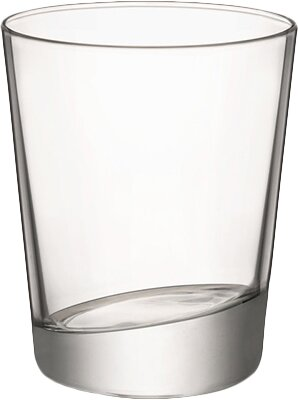 Cometa 12.50 Oz. Double Old Fashioned Glass (Set of 4) by Bormioli Rocco