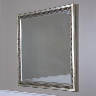 Affordable Price Bronstein Leaf Vanity Mirror ByHouse of Hampton