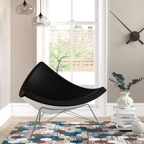 Kinsley Lounge Chair by Wade Logan