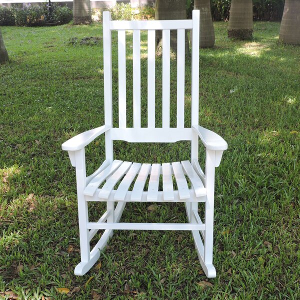 Traditional Rocking Chair by Atlantic Outdoor