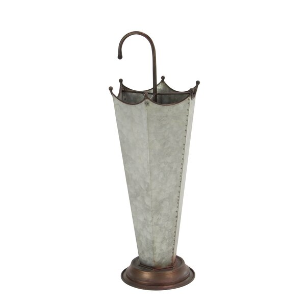 Hackettstown Farmhouse Umbrella Stand by Gracie Oaks