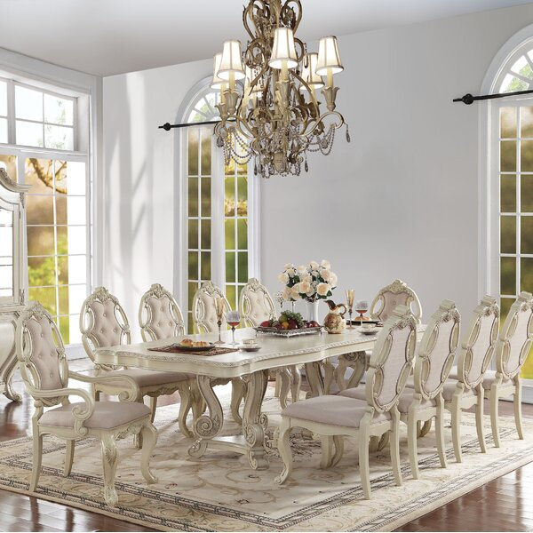 Larosa 11 Piece Dining Set by Astoria Grand