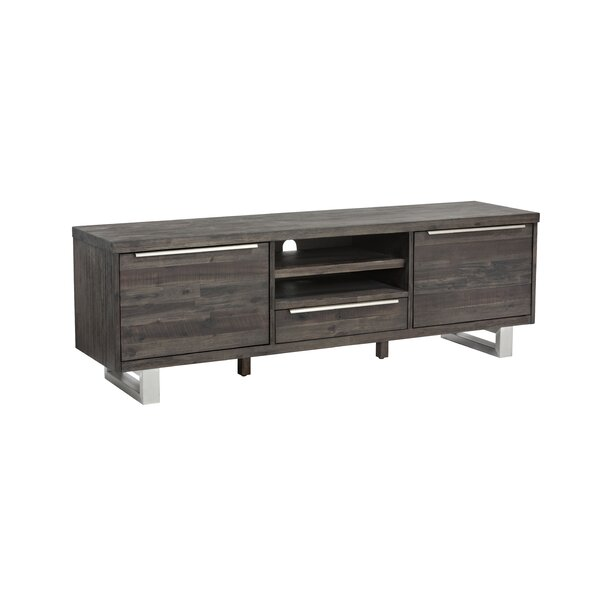Home & Outdoor Rhodes 1 Drawer Media Chest