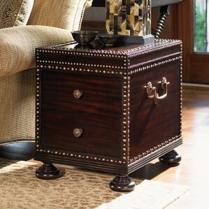 Royal Kahala Sunset Cay End Table by Tommy Bahama Home