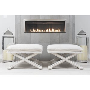 Wembley bench by Darby Home Co