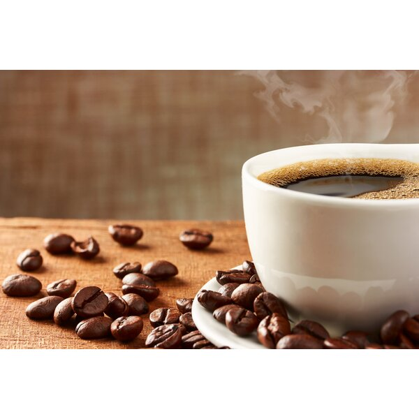 Coffee Cup Foam Placemat (Set of 4) by East Urban Home