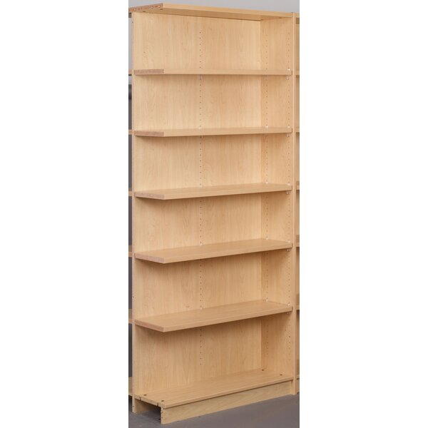 Library Adder Single Face Standard Bookcase by Stevens ID Systems