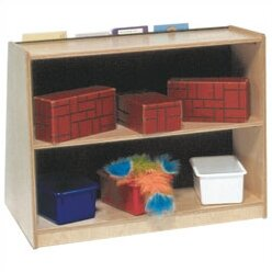 7 Compartment Book Display by Angeles