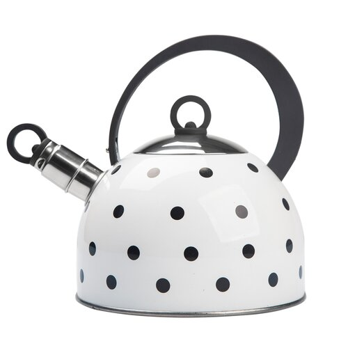 Mccollough 2.5L Stainless Steel Whistling Stovetop Kettle