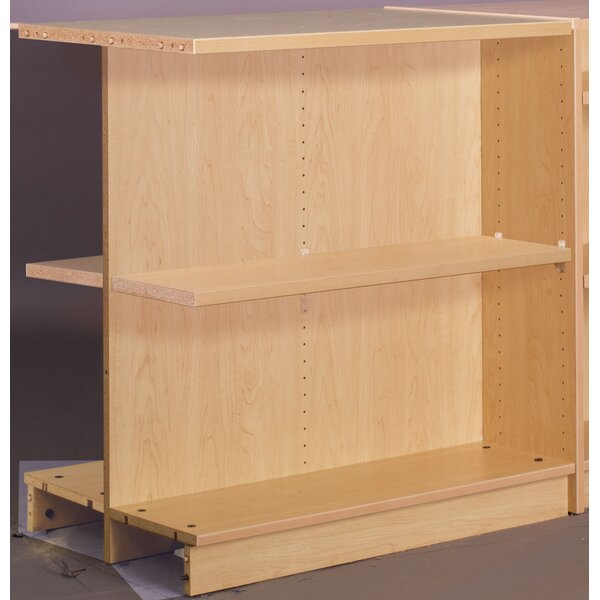 Library Standard Bookcase by Stevens ID Systems