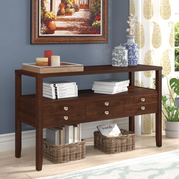 Millville Console Table by Three Posts