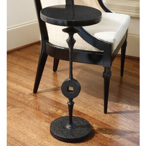 Artisan Peg End Table by Global Views